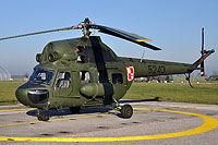 Helicopter-DataBase Photo ID:16497 PZL Mi-2D 56th Army Aviation Base 5243 cn:515243077