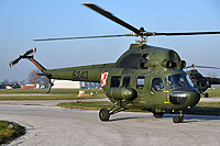 Helicopter-DataBase Photo ID:16524 PZL Mi-2D 56th Army Aviation Base 5243 cn:515243077