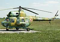 Helicopter-DataBase Photo ID:2520 PZL Mi-2D 49th Combat Helicopter Regiment 5244 cn:515244077