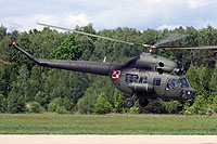 Helicopter-DataBase Photo ID:7928 PZL Mi-2D (modernized NVG) 49th Army Aviation Base 5244 cn:515244077