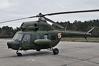 Helicopter-DataBase Photo ID:15728 PZL Mi-2D (modernized NVG) 56th Army Aviation Base 5244 cn:515244077