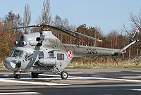 Helicopter-DataBase Photo ID:2998 PZL Mi-2D 28th Aviation Squadron of the Navy 5245 cn:515245077