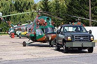 Helicopter-DataBase Photo ID:7179 PZL Mi-2 1st Aviation Training Centre 5338 cn:565338117