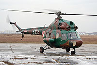 Helicopter-DataBase Photo ID:10594 PZL Mi-2 1st Aviation Training Centre 5338 cn:565338117