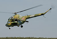Helicopter-DataBase Photo ID:4717 PZL Mi-2Ch 49th Combat Helicopter Regiment 5350 cn:565350127