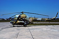 Helicopter-DataBase Photo ID:18014 PZL Mi-2Ch 49th Combat Helicopter Regiment 5350 cn:565350127
