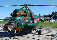 Helicopter-DataBase Photo ID:5882 PZL Mi-2D 1st Aviation Training Centre 5748 cn:515748108