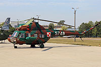 Helicopter-DataBase Photo ID:13704 PZL Mi-2D 41st Training Aviation Base 5748 cn:515748108