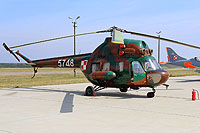 Helicopter-DataBase Photo ID:13705 PZL Mi-2D 41st Training Aviation Base 5748 cn:515748108
