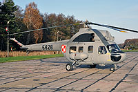 Helicopter-DataBase Photo ID:9667 PZL Mi-2 Air Group Darłowo of the 44th Base of Naval Aviation 5828 cn:515828108