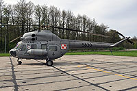 Helicopter-DataBase Photo ID:11678 PZL Mi-2D (modernized NVG) Air Group Darłowo of the 44th Base of Naval Aviation 5830 cn:515830108