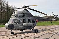 Helicopter-DataBase Photo ID:11679 PZL Mi-2D (modernized NVG) Air Group Darłowo of the 44th Base of Naval Aviation 5830 cn:515830108