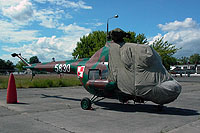Helicopter-DataBase Photo ID:17864 PZL Mi-2D 2nd Air Transport and Liaison Squadron 5830 cn:515830108