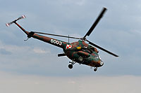 Helicopter-DataBase Photo ID:12010 PZL Mi-2Ch 49th Army Aviation Base 6003 cn:516003039