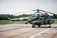 Helicopter-DataBase Photo ID:17348 PZL Mi-2Ch 47th Training Helicopter Regiment 6003 cn:516003039