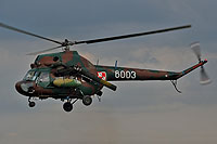 Helicopter-DataBase Photo ID:9416 PZL Mi-2Ch 49th Army Aviation Base 6003 cn:516003039