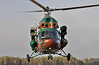 Helicopter-DataBase Photo ID:12004 PZL Mi-2Ch 49th Army Aviation Base 6004 cn:516004039