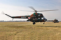 Helicopter-DataBase Photo ID:12007 PZL Mi-2Ch 49th Army Aviation Base 6004 cn:516004039