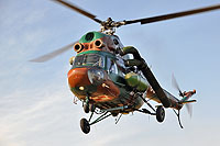 Helicopter-DataBase Photo ID:12006 PZL Mi-2Ch 49th Army Aviation Base 6004 cn:516004039