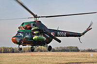 Helicopter-DataBase Photo ID:12005 PZL Mi-2Ch 49th Army Aviation Base 6004 cn:516004039