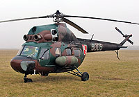 Helicopter-DataBase Photo ID:4122 PZL Mi-2Ch 49th Combat Helicopter Regiment 6005 cn:516005039
