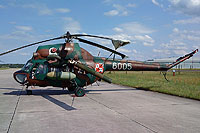 Helicopter-DataBase Photo ID:9419 PZL Mi-2Ch 49th Army Aviation Base 6005 cn:516005039