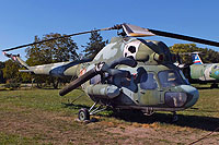 Helicopter-DataBase Photo ID:16877 PZL Mi-2Ch Polish Aviation Museum 6048 cn:516048049