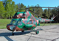 Helicopter-DataBase Photo ID:4106 PZL Mi-2R 56th Combat Helicopters Regiment 6428 cn:566428129