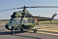 Helicopter-DataBase Photo ID:14711 PZL Mi-2R 49th Army Aviation Base 6429 cn:566429129