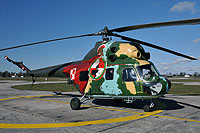 Helicopter-DataBase Photo ID:16719 PZL Mi-2URP 56th Army Aviation Base 6922 cn:566922110