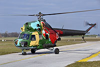 Helicopter-DataBase Photo ID:16720 PZL Mi-2URP 56th Army Aviation Base 6922 cn:566922110