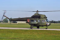 Helicopter-DataBase Photo ID:12635 PZL Mi-2URP 56th Air Base 6923 cn:566923120