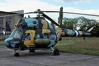 Helicopter-DataBase Photo ID:2198 PZL Mi-2 103rd Aviation Regiment 6942 cn:566942120