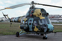 Helicopter-DataBase Photo ID:16141 PZL Mi-2 103rd Aviation Regiment 6942 cn:566942120
