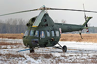 Helicopter-DataBase Photo ID:10592 PZL Mi-2URP (modernized NVG) 56th Combat Helicopters Regiment 6947 cn:566947120