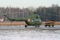 Helicopter-DataBase Photo ID:10593 PZL Mi-2URP (modernized NVG) 56th Combat Helicopters Regiment 6947 cn:566947120