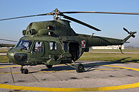 Helicopter-DataBase Photo ID:16499 PZL Mi-2URPG (modernized NVG) 56th Army Aviation Base 7332 cn:567332111