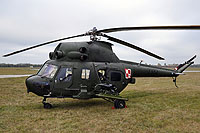 Helicopter-DataBase Photo ID:16729 PZL Mi-2URPG (modernized NVG) 56th Combat Helicopters Regiment 7332 cn:567332111