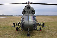 Helicopter-DataBase Photo ID:16730 PZL Mi-2URPG (modernized NVG) 56th Combat Helicopters Regiment 7332 cn:567332111