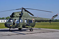 Helicopter-DataBase Photo ID:12630 PZL Mi-2URPG (modernized NVG) 56th Air Base 7332 cn:567332111
