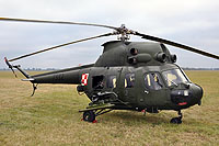 Helicopter-DataBase Photo ID:16731 PZL Mi-2URPG (modernized NVG) 56th Combat Helicopters Regiment 7332 cn:567332111