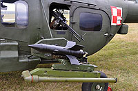 Helicopter-DataBase Photo ID:16733 PZL Mi-2URPG (modernized NVG) 56th Combat Helicopters Regiment 7332 cn:567332111