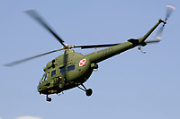 Helicopter-DataBase Photo ID:3648 PZL Mi-2URPG (modernized NVG) 56th Combat Helicopters Regiment 7333 cn:567333111