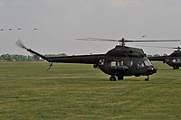 Helicopter-DataBase Photo ID:12659 PZL Mi-2URPG (modernized NVG) 56th Air Base 7335 cn:567335111