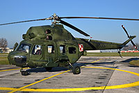 Helicopter-DataBase Photo ID:16501 PZL Mi-2URPG (modernized NVG) 56th Army Aviation Base 7335 cn:567335111