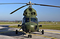 Helicopter-DataBase Photo ID:16527 PZL Mi-2URPG (modernized NVG) 56th Army Aviation Base 7335 cn:567335111