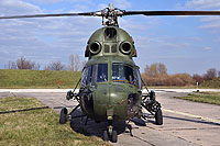 Helicopter-DataBase Photo ID:16727 PZL Mi-2URPG (modernized NVG) 56th Army Aviation Base 7335 cn:567335111