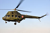 Helicopter-DataBase Photo ID:8672 PZL Mi-2URPG (modernized NVG) 56th Army Aviation Base 7336 cn:567336111