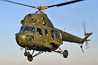 Helicopter-DataBase Photo ID:8673 PZL Mi-2URPG (modernized NVG) 56th Army Aviation Base 7336 cn:567336111