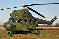 Helicopter-DataBase Photo ID:8676 PZL Mi-2URPG (modernized NVG) 56th Army Aviation Base 7336 cn:567336111